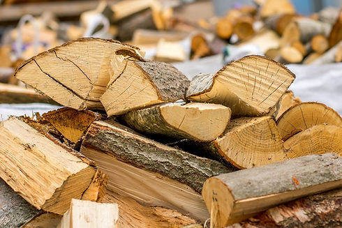 stacked logs image