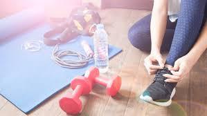 treinar em casa