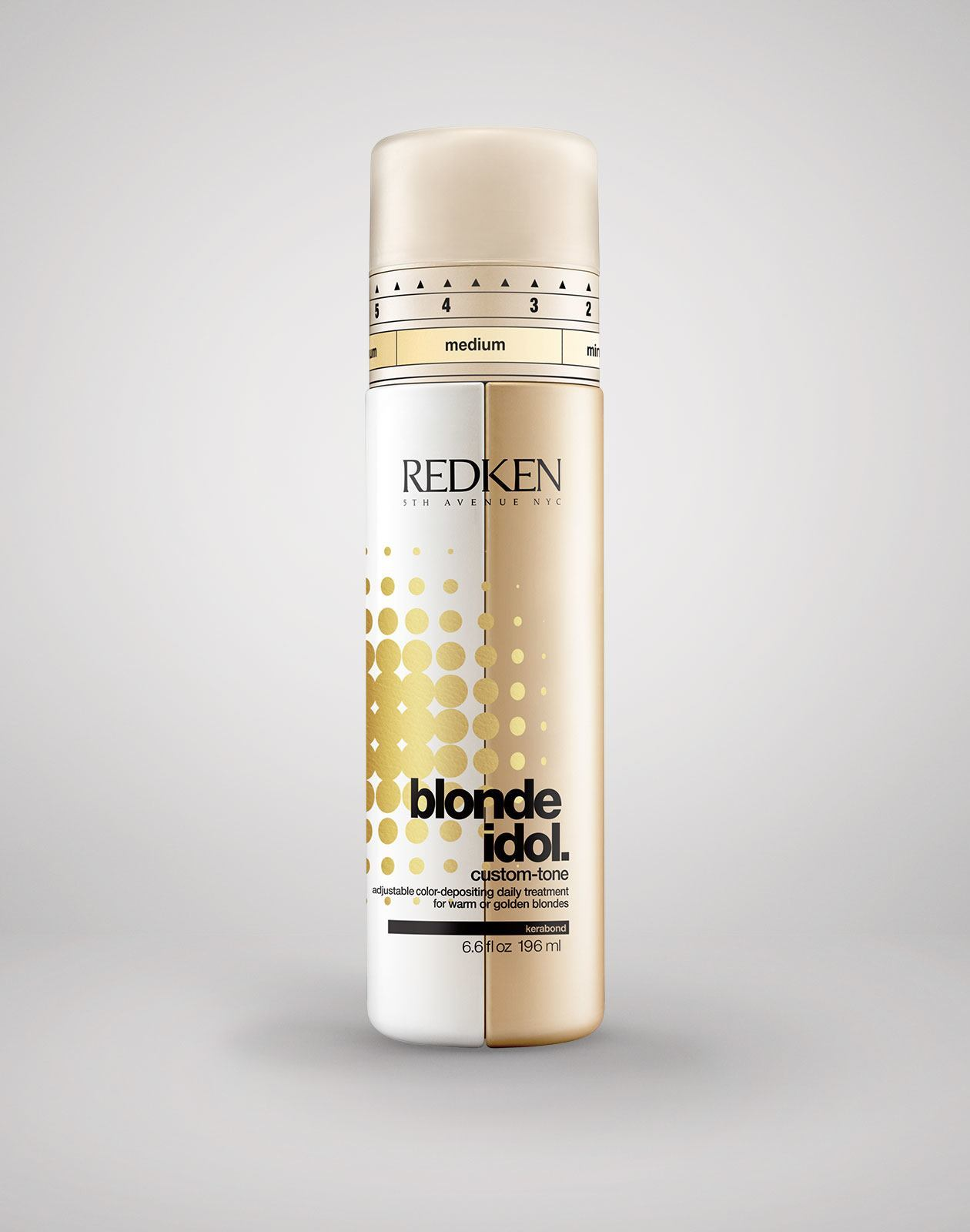 BI Conditioner Gold White