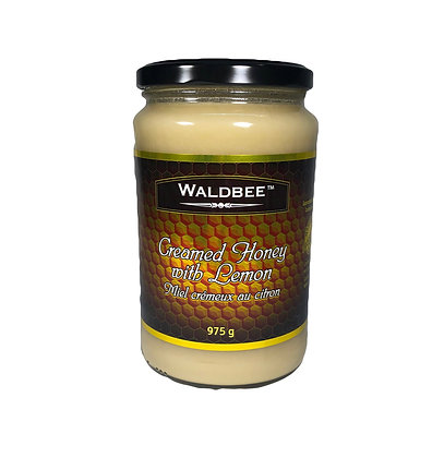 975g Creamed Honey with Lemon