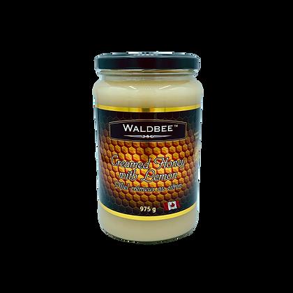 975g Creamed Honey with Lemon