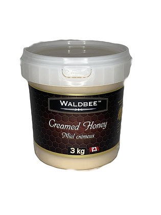 3kg Creamed Honey Pail