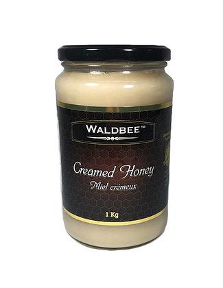 1kg Creamed Honey