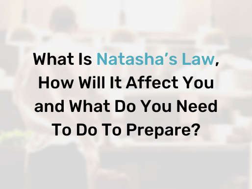 What Is Natasha's Law, How Will It Affect You and What Do You Need To Do To Prepare?