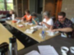 2015 Volunteer Appreciation Tea Party