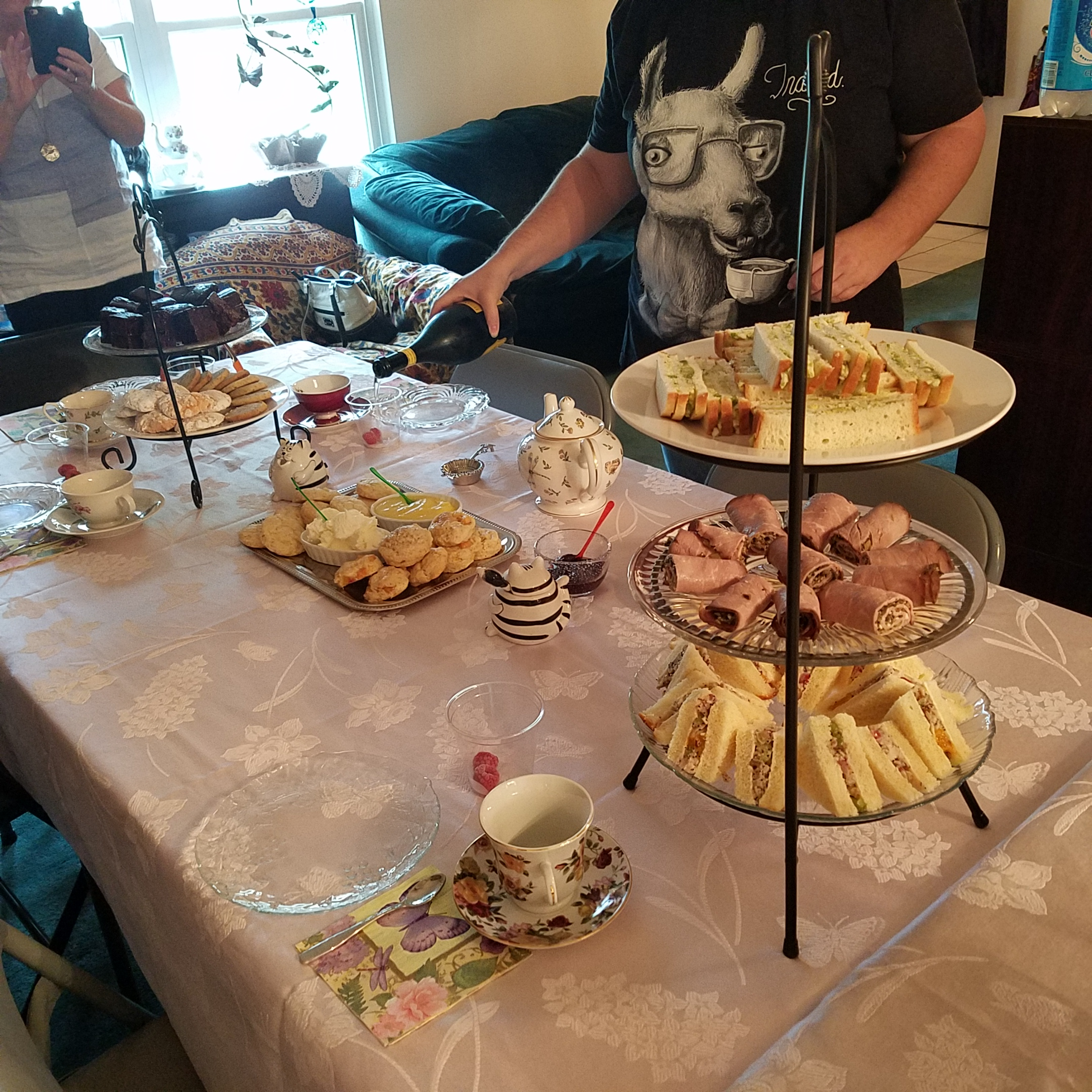 Volunteer Appreciation Tea Party