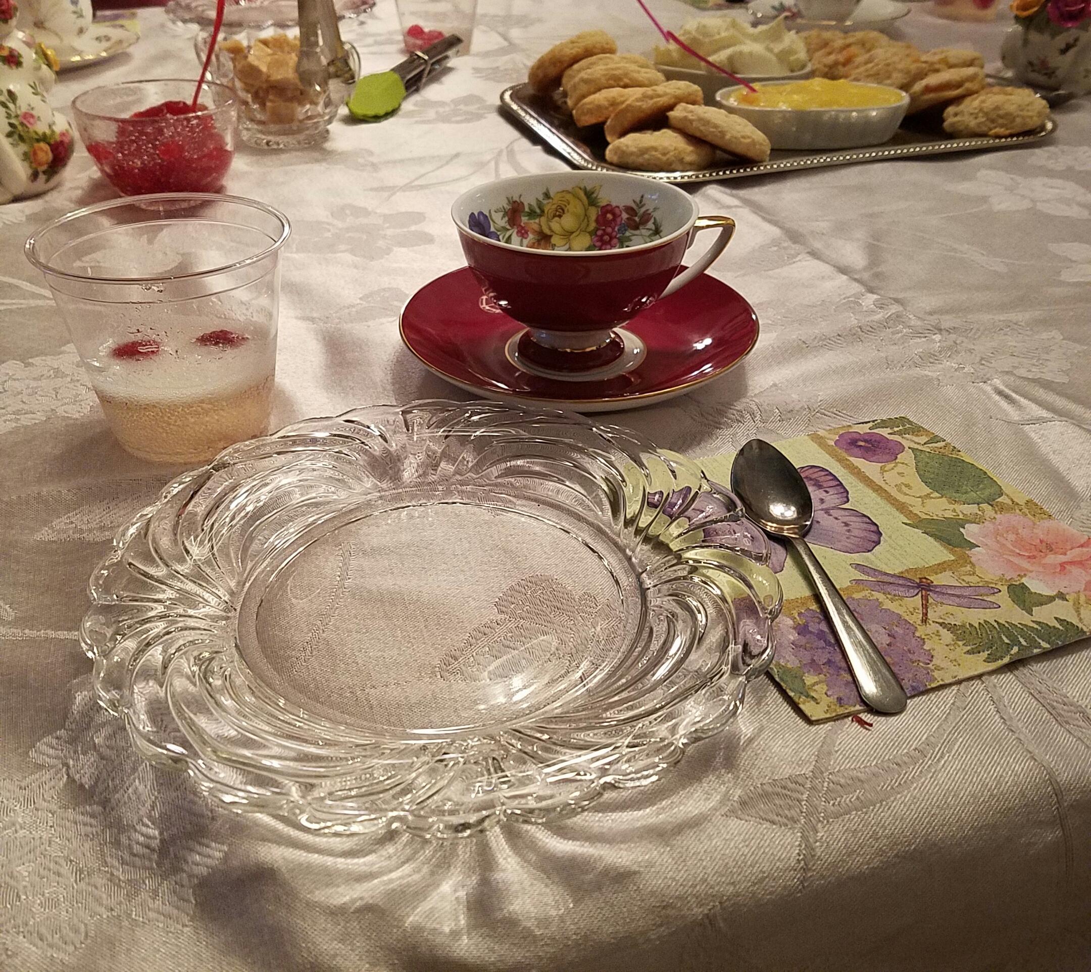 Volunteer Appreciation Tea Party
