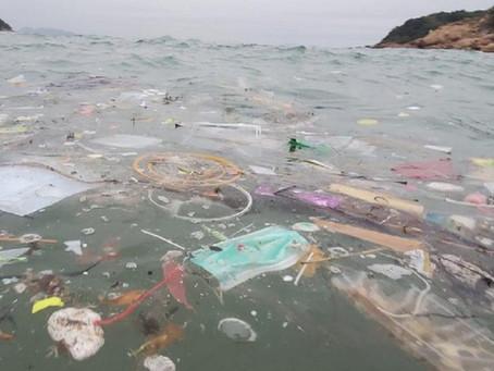 Los residuos plásticos del coronavirus contaminan el medio ambiente