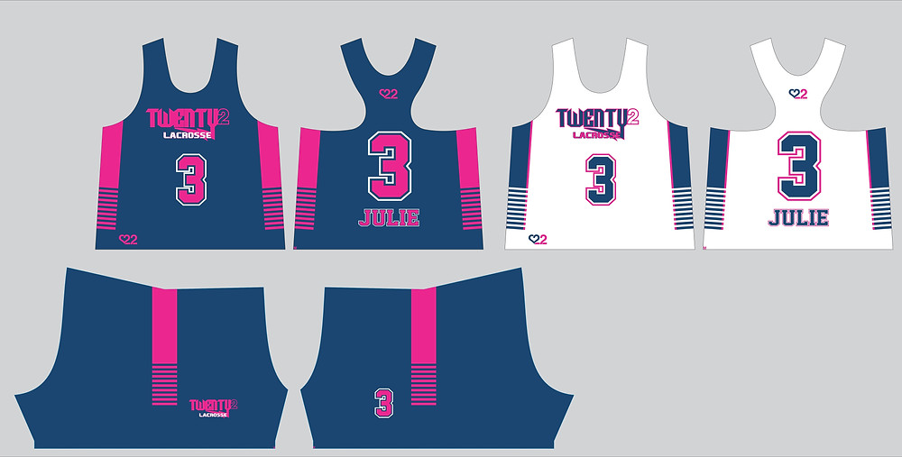Twenty2's new uniforms.  See you on the field soon!