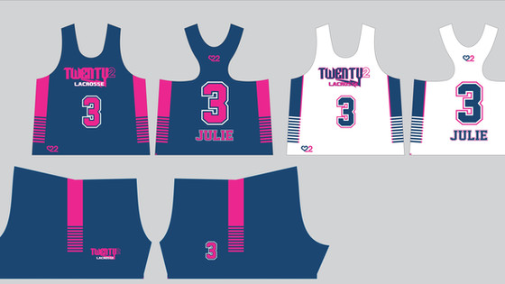 Twenty2 Girls new uniform