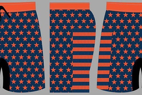 Twenty4 Athletic Shorts (Stars)