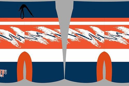 Twenty4 Athletic Shorts (Stripe)
