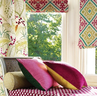 Fabric Curtains And Blinds Hobart At Interiors On Murray