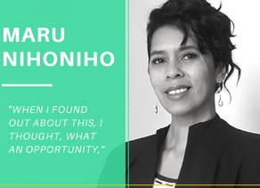 Maru Nihoniho on how she's taking her business to the next level with Tech Futures Lab