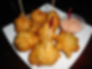Fresh Conch Fritters