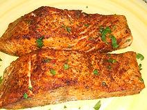 Pan Seared Norwegian Salmon