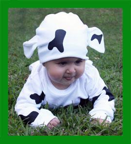 תחפושת פרה