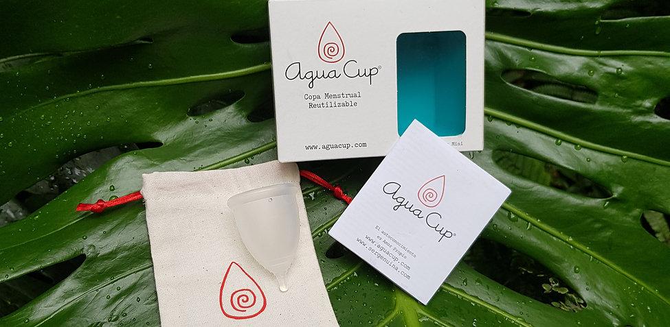 Copa Menstrual Agua Cup  TALLA MINI