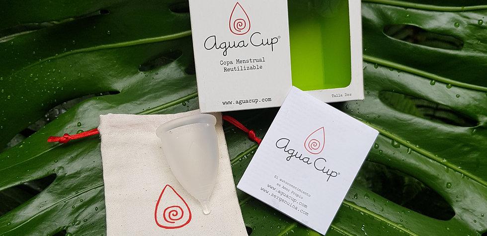 Copa Menstrual Agua Cup TALLA DOS