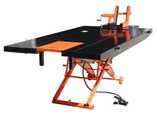 1000 lbs HD XLT (noir et gris / noir et orange)