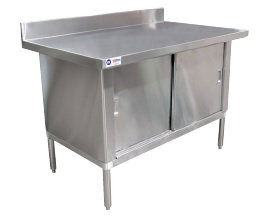 CABINET - TABLE 60po