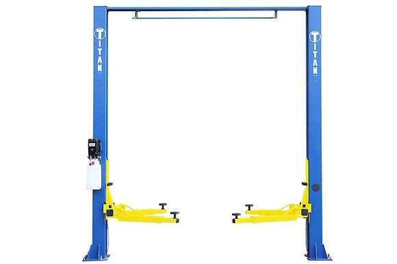 2 COLONNES - plancher libre - 9000 lbs
