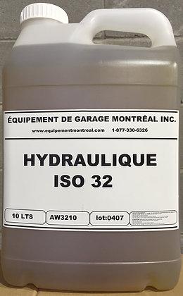 HUILE HYDRAULIQUE ISO32 10L (pour lift)