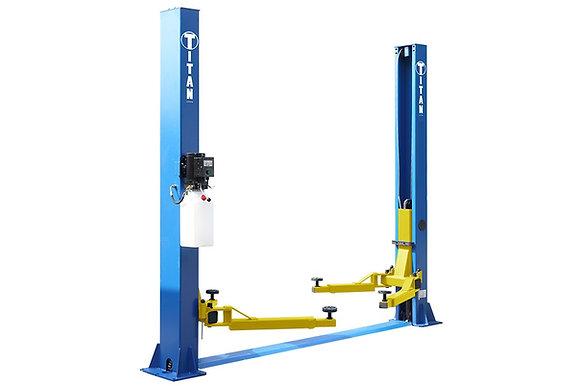 2 COLONNES - pour hauteur réduite - 9000 lbs