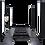 Thumbnail: 4 POTEAUX XLT storage 8000 lbs