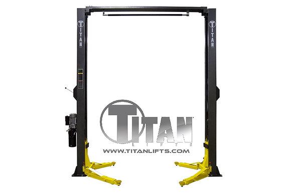 2 colonnes - plancher libre - 9000 lbs PREMIER