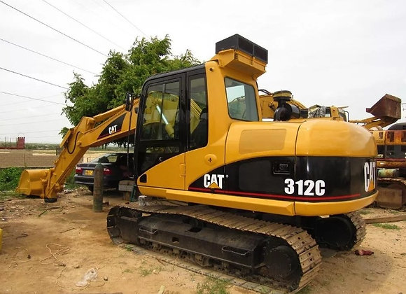 CAT 312C 2005