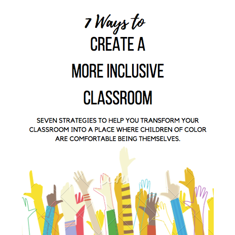 7 Ways to Create a More Inclusive Classroom