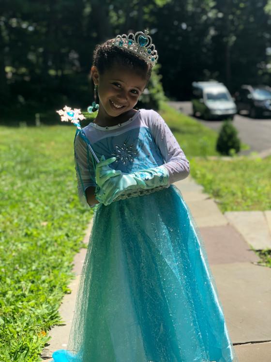 Black Elsa