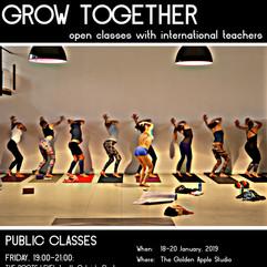 Teacher gathering 2018