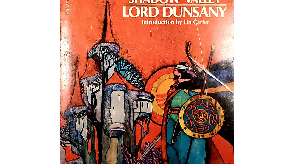 Don Rodriguez: Chronicles of the Shadow Valley by Lord Dunsay