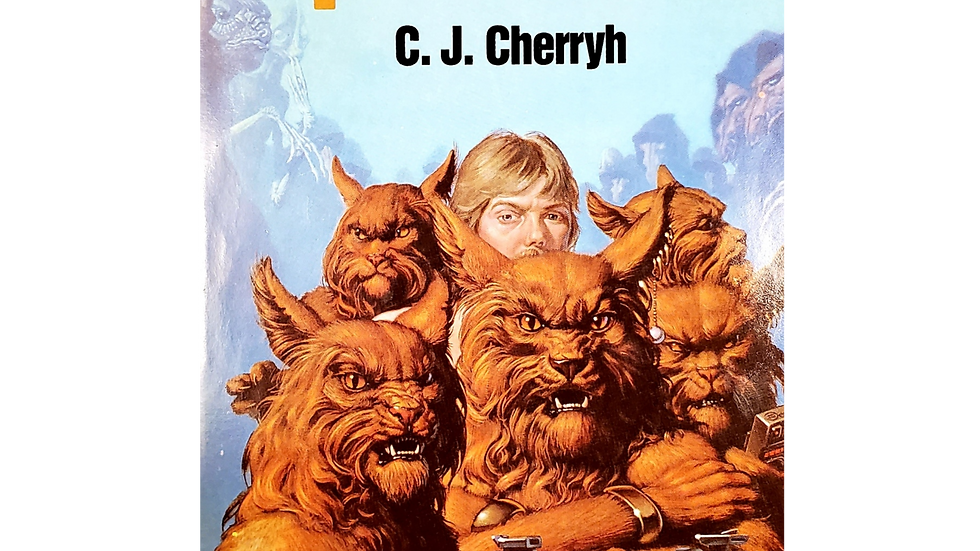 Pride of Chanur by C.J. Cherryh