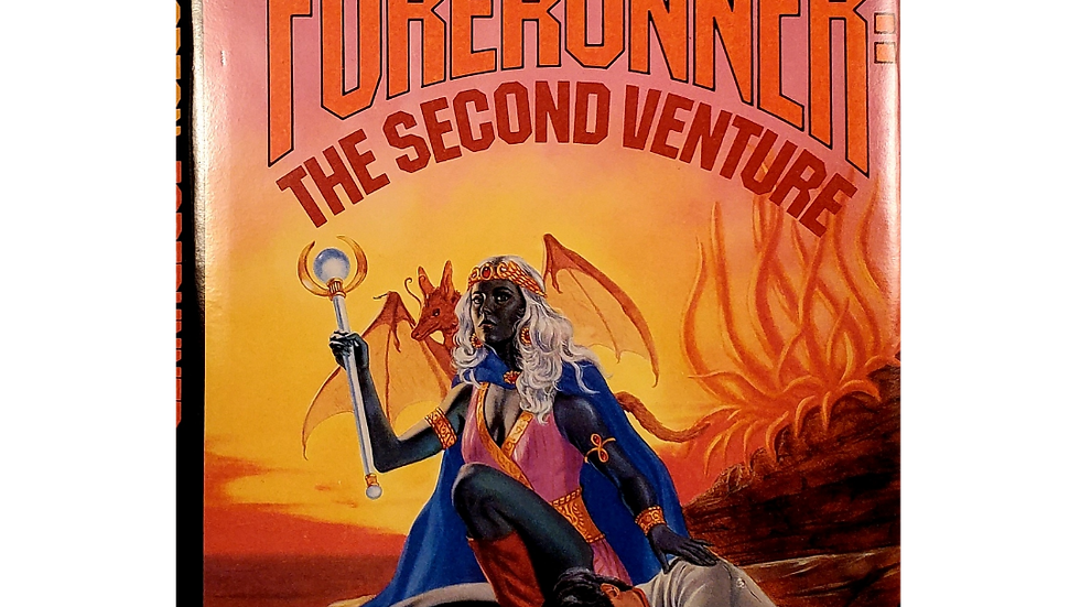 Forerunner: The Second Venture by Andre Norton