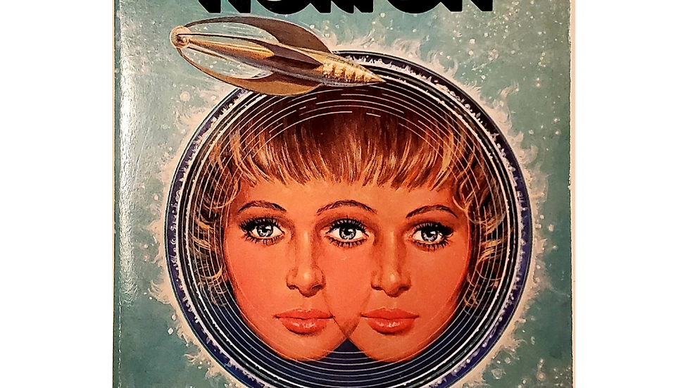 Quest Crosstime by Andre Norton