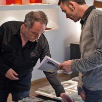 Ferran Adrià y Marc Cuspinera