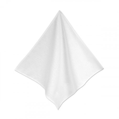 White Cotton Napkin/Tablecloth Rags