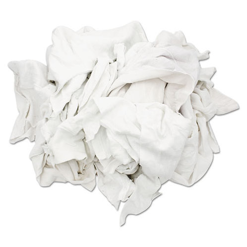 New White T-shirt Rags
