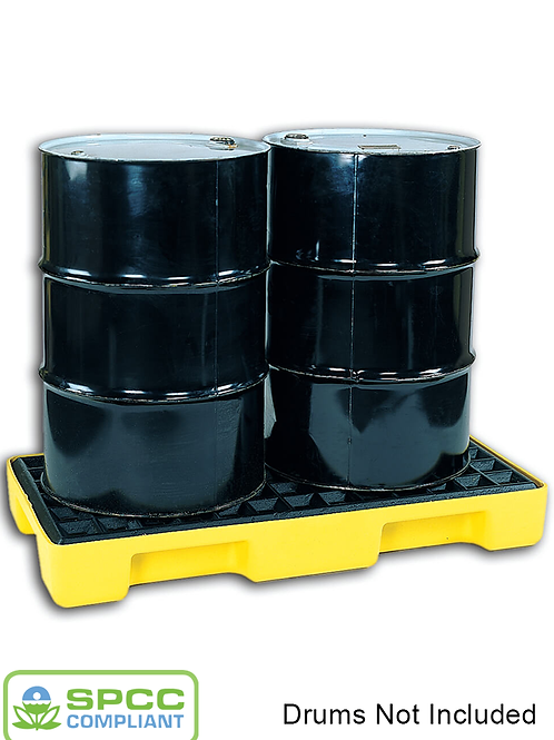 Two Drum Spill Pallet