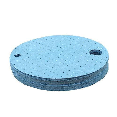 Drum Top Oil Absorbent Pads