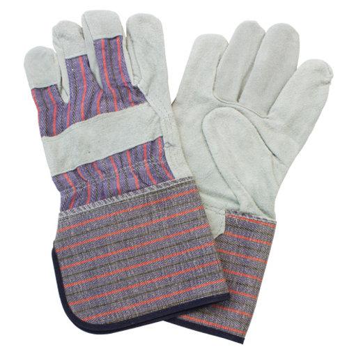 """Gunn Cut Leather Gloves 4.5"""" Cuff"""