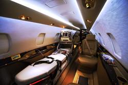 AirAmbulance interior