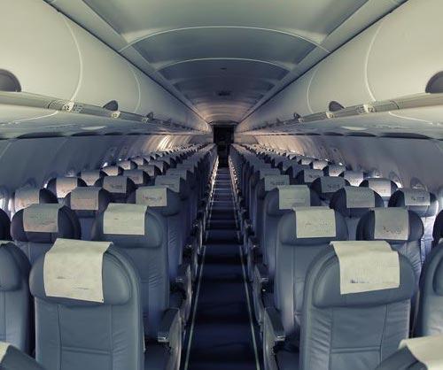 A320 Interior Economy