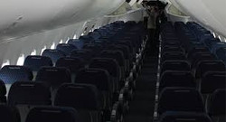 B737-500 Interior