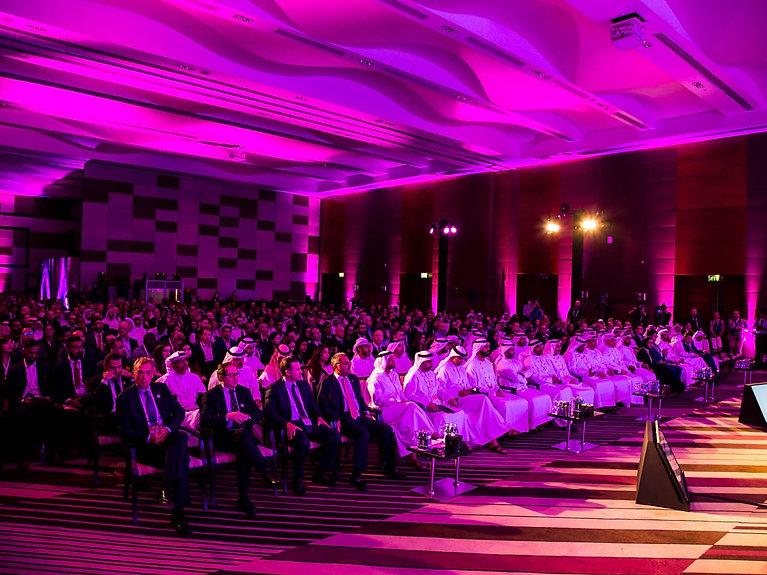 FINTECH'18 abu dhabi event