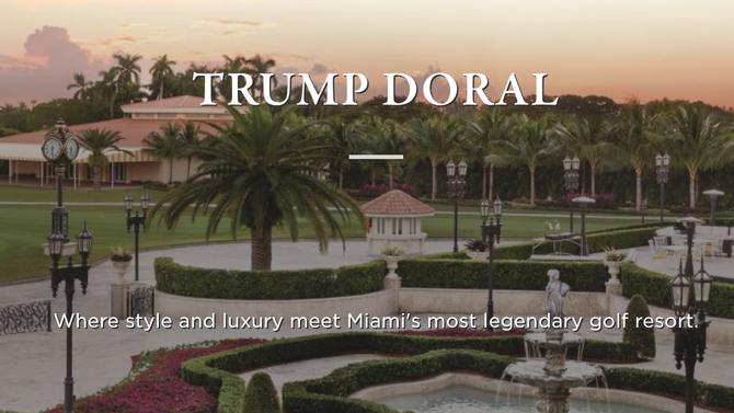 G7-Gipfel im Golfresort von Trump? Lieber GG 400, ein Gipfel für den Frieden!