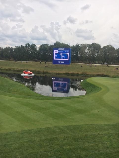 Golf spielen ist Urlaub für die Seele - Golf gucken auch!